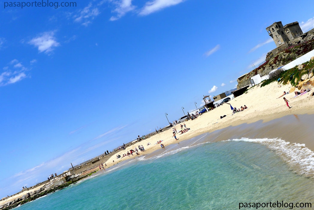 playas en Tarifa, turismo