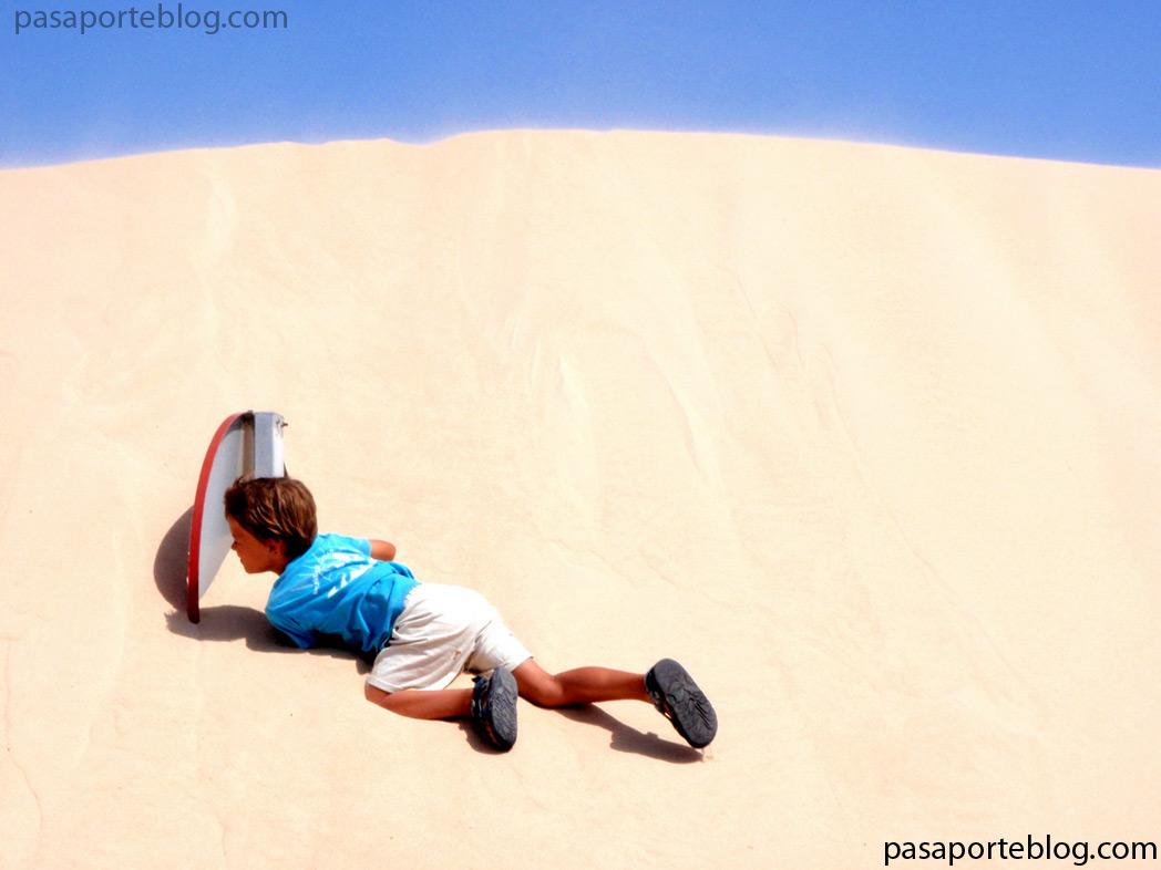 tarifa dunas de arena