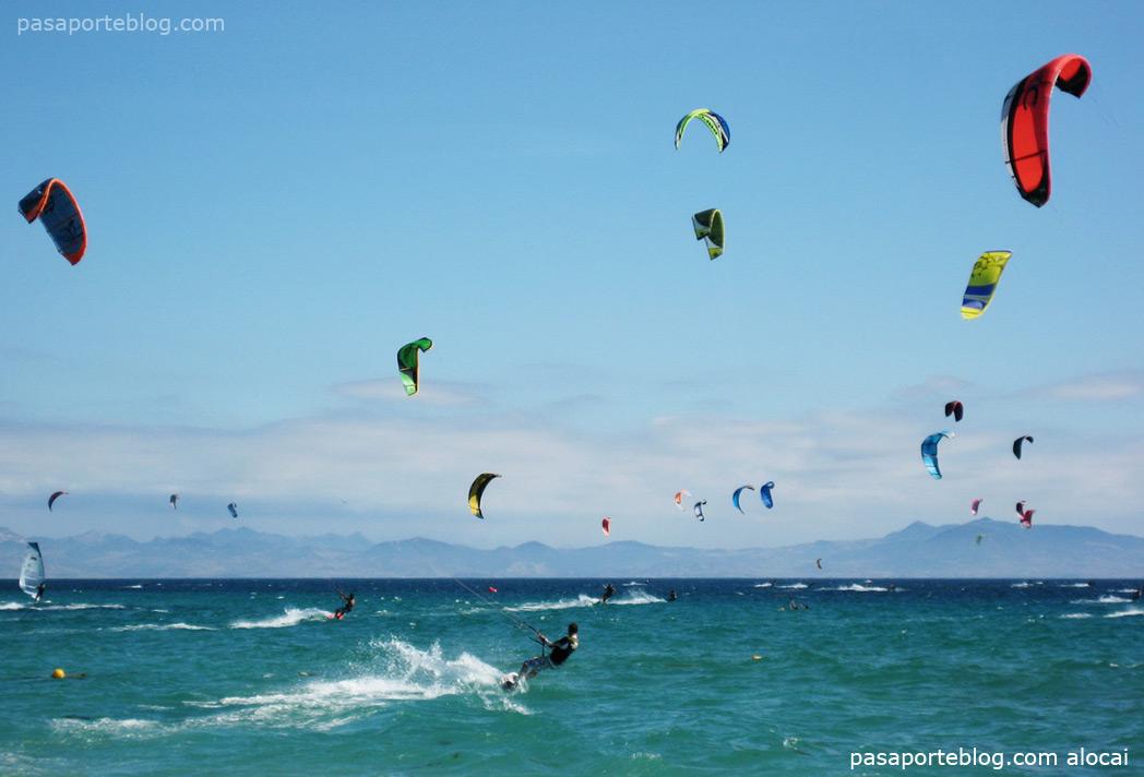 tarifa windsurf y kitesurf en el sur de España