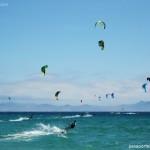 Tarifa, la ciudad entre dos mares. Meca del windsurf y del kitesurf