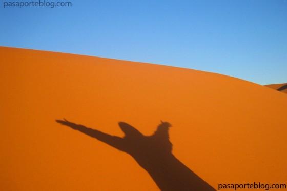 foto del desierto