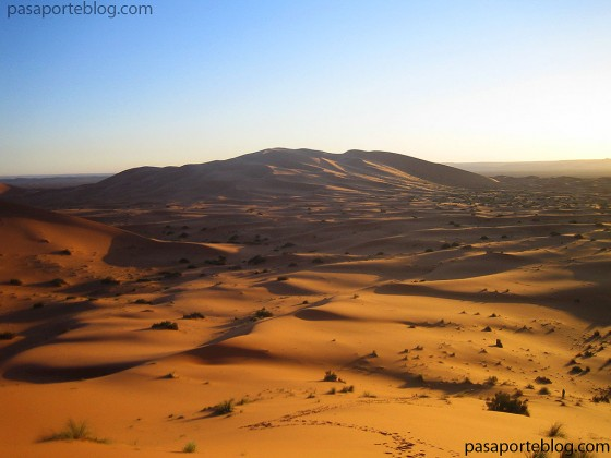 desierto el sahara, viaje a marruecos