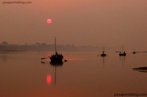 el rio sagrado de la india el rio ganges