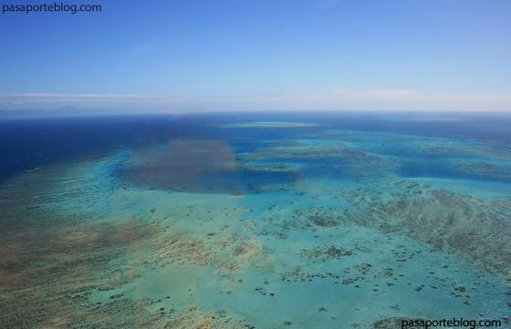 La gran barrera de coral autraliana