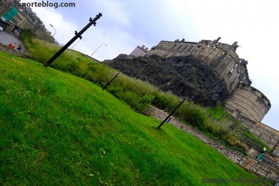 castillo de edimburgo blog de viajes