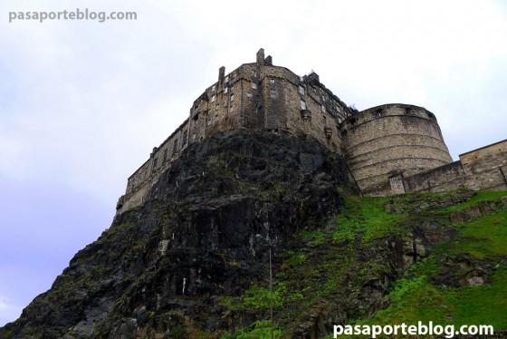 El castillo de Edimburgo, que ver en Edimburgo