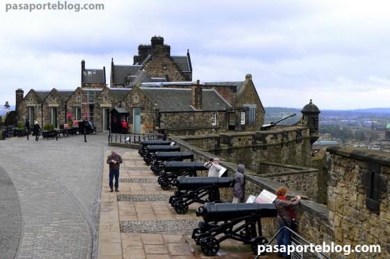 Que ver en Edimburgo, castillo