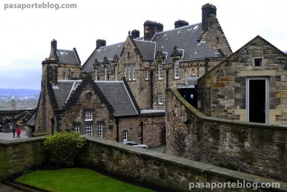 lugares a visitar en escocia, castillo de Edimburgo