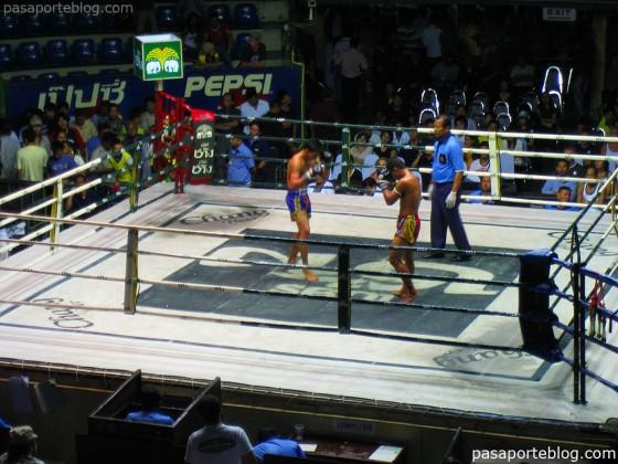 muay thai o thai boxing en bangkok pasaporteblog viajero por thailandia