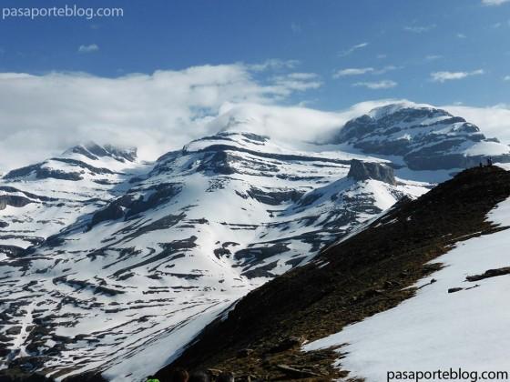 monte perdido 3355 metros pirienos ordesa