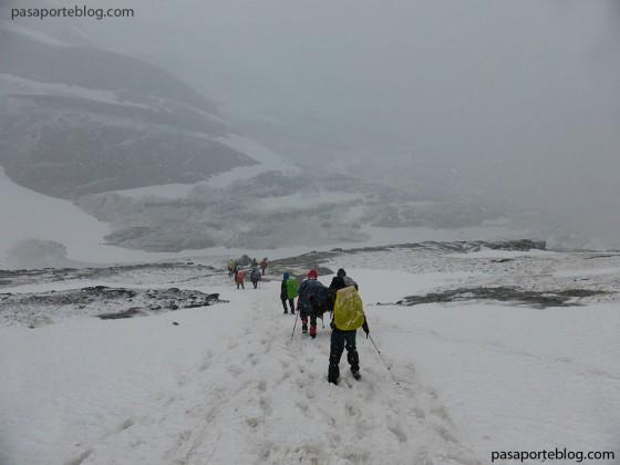 nevada en ordesa monte perdido