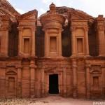 El Monasterio (Ad-Dayr), ciudad de Petra