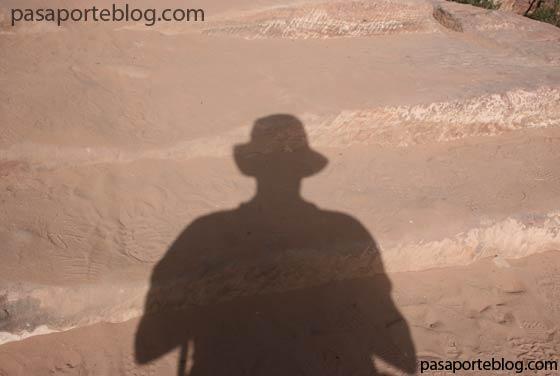 indiana klein y la última cruzada, Petra