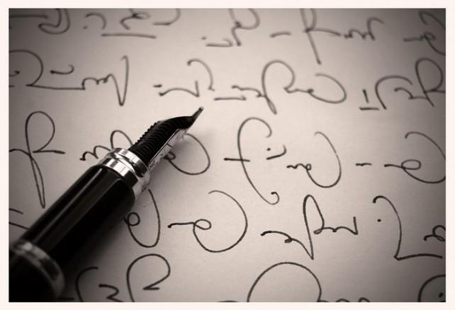 pluma para escribir en viajes