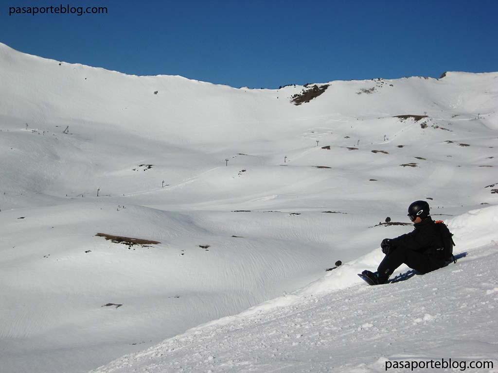 Esquiar en Pirineo Frances pasaporteblog.com blogtrip turismo francia