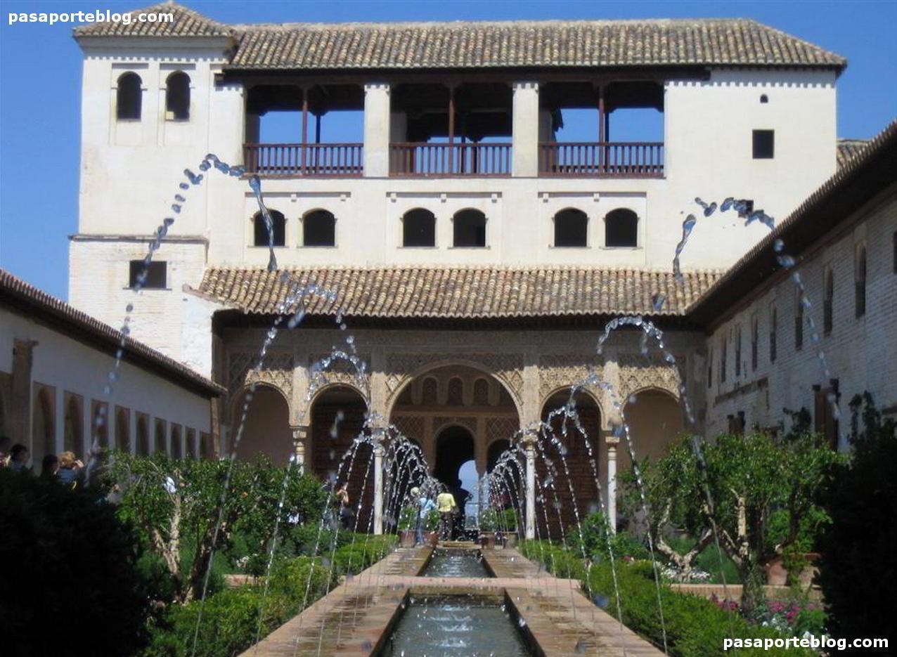Generalife de Granada