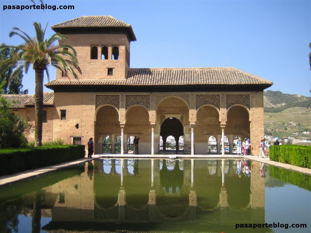 Partal de la Alhambra