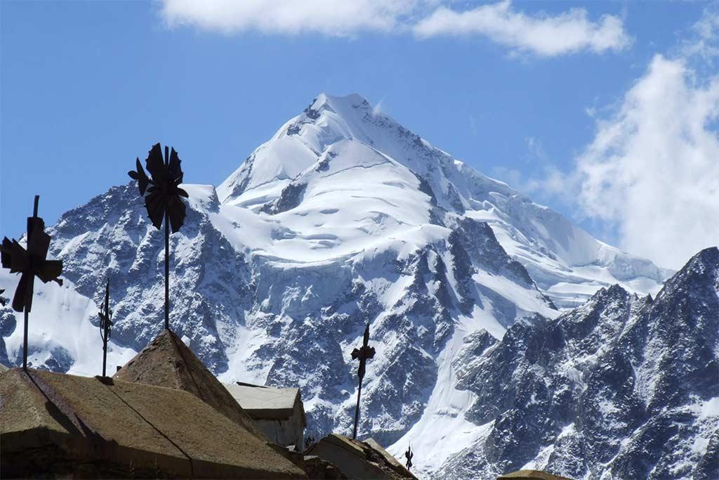 Ascensión a un 6.000, el Huayna Potosi en Bolivia