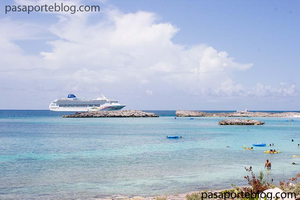 crucero por las bahamas con la norvegian