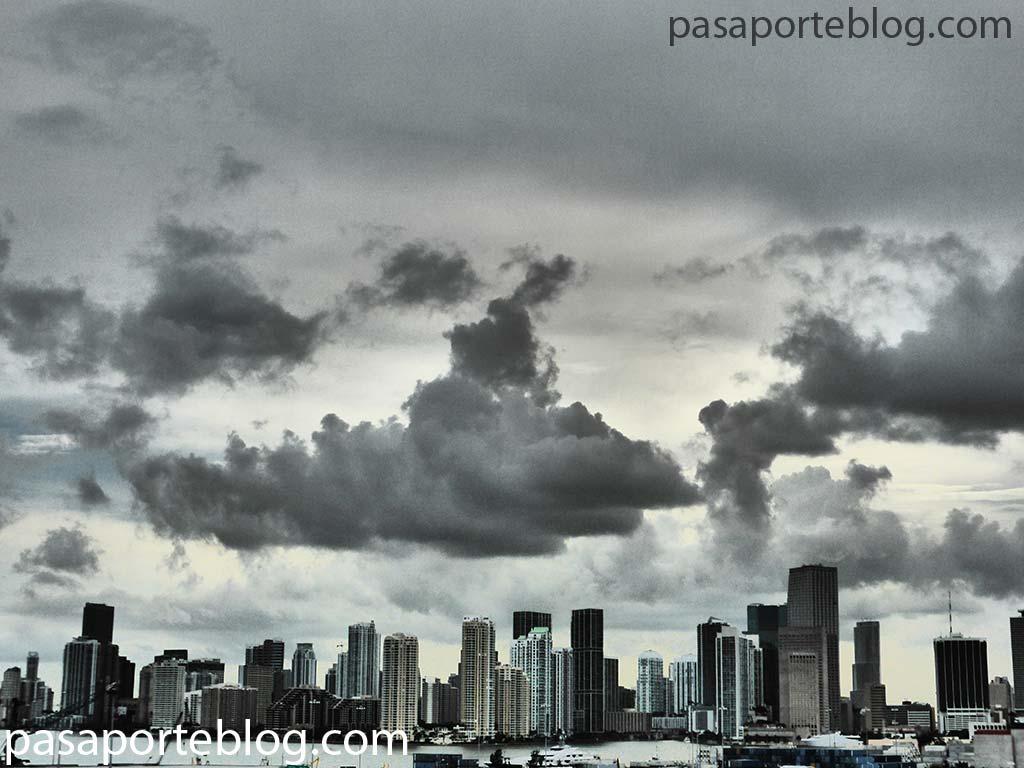 El Skiline de Miami