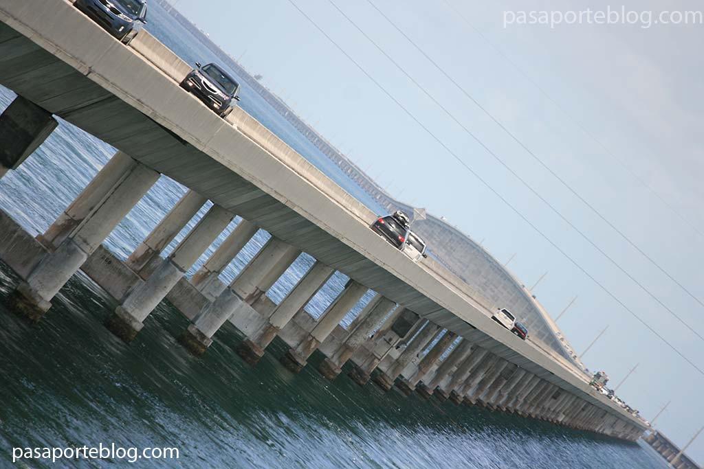 carretera de los cayos de florida el puente de las siete millas pasaporteblog