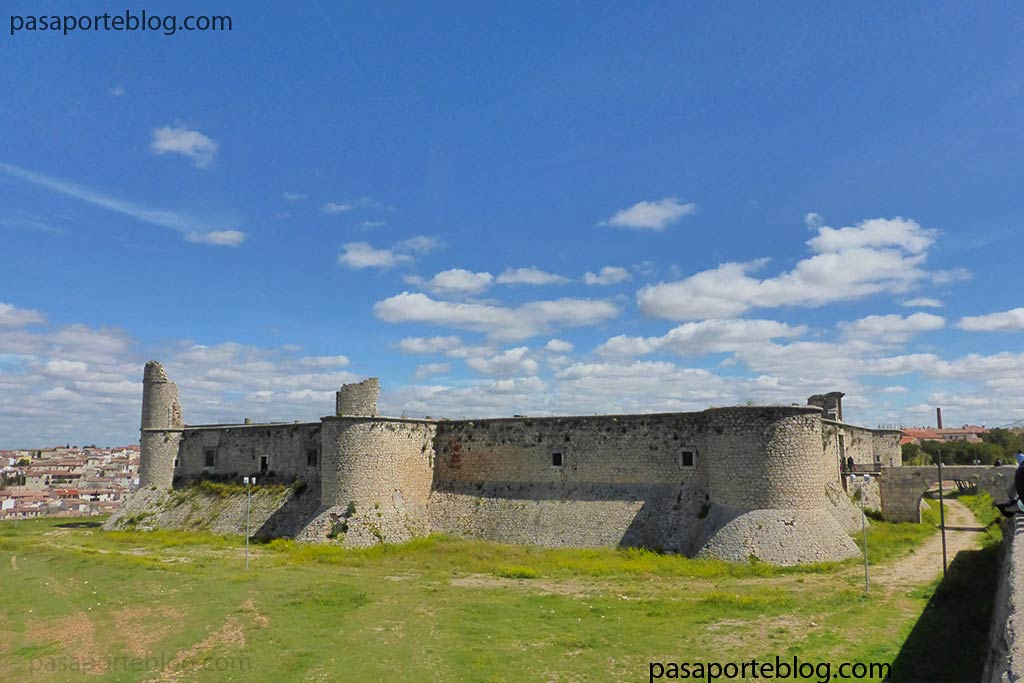 castillo de los condes de chinchon, pueblos de españa