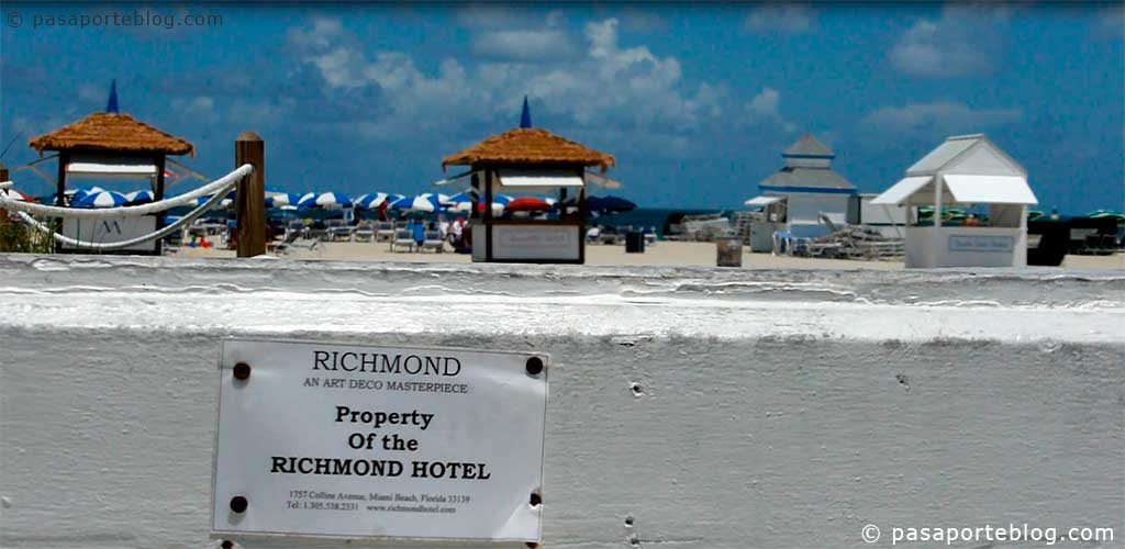 property of the richmond hotel an art deco masterpiece miami