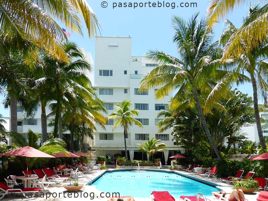 hoteles en south beach miam, richmond hotel