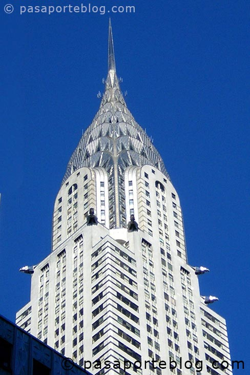 RASCACIELOS CHRYSLER BUILDING