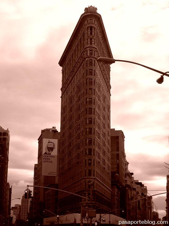 flat iron building turismo en nueva york