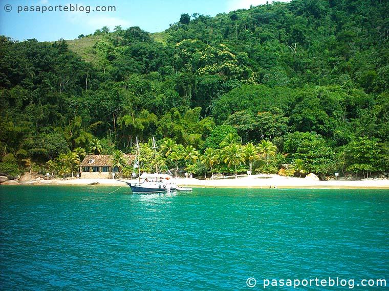 playas del viaje a brasil parati paraty paratii