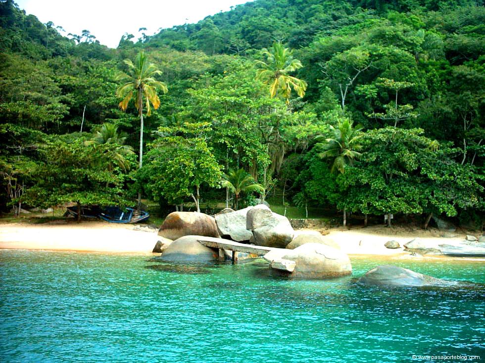 Las playas de Brasil, Parati