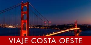 viaje costa oeste de estados unidos