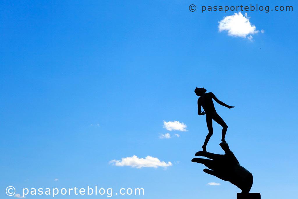 rozando el cielo en millesgarden