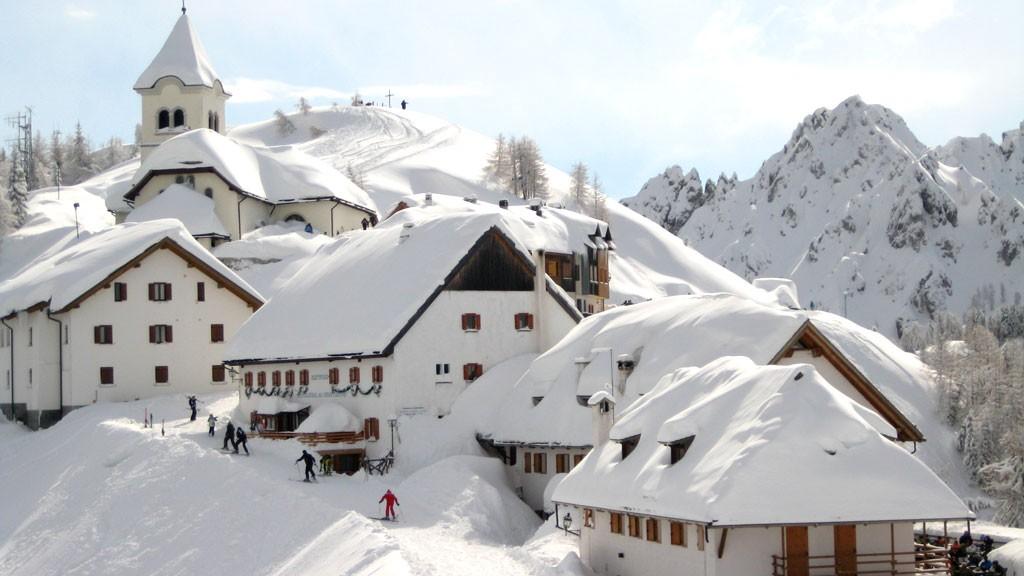 Pistas de nieve sky en Tarvisio