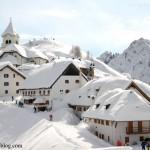 Tarvisio, esquiar en los Alpes Italianos