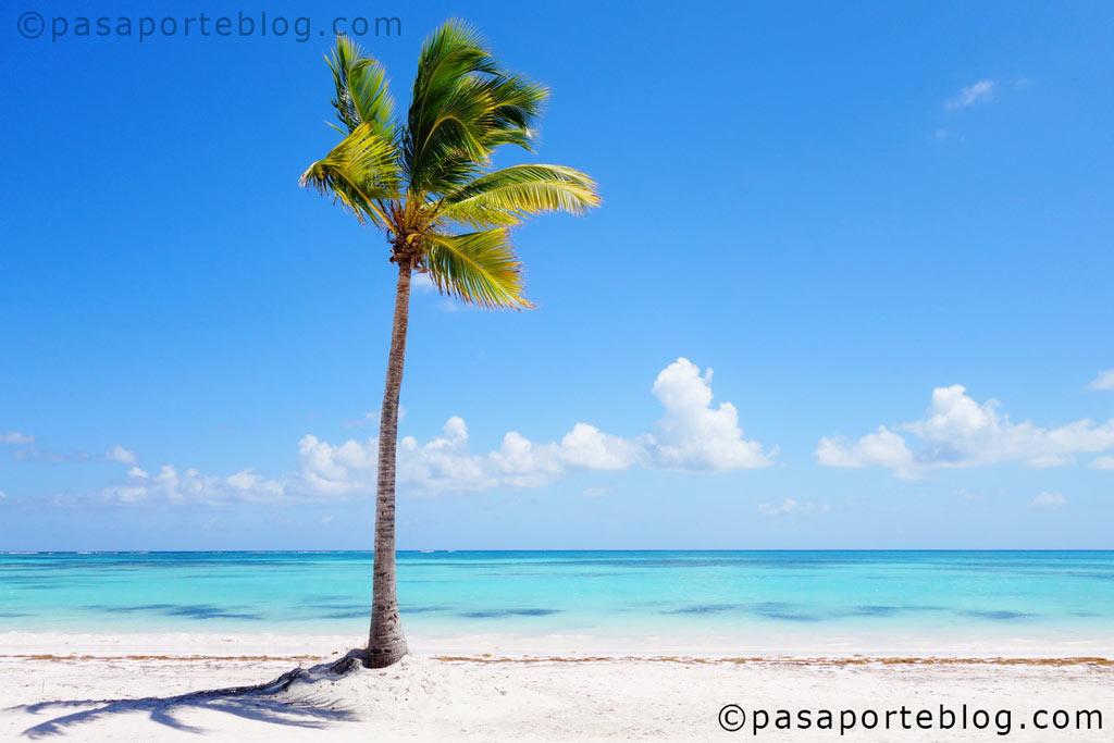 Playa nudista de Punta cana