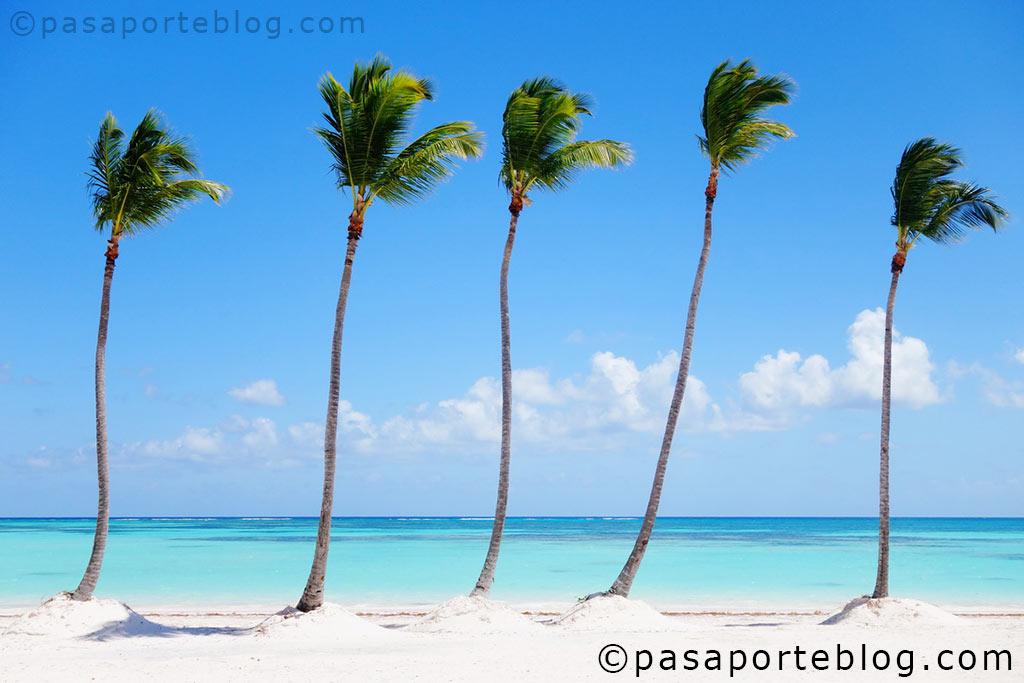 las tres mejores playas de punta cana