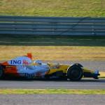 Formula 1 en Valencia, entrenamientos.