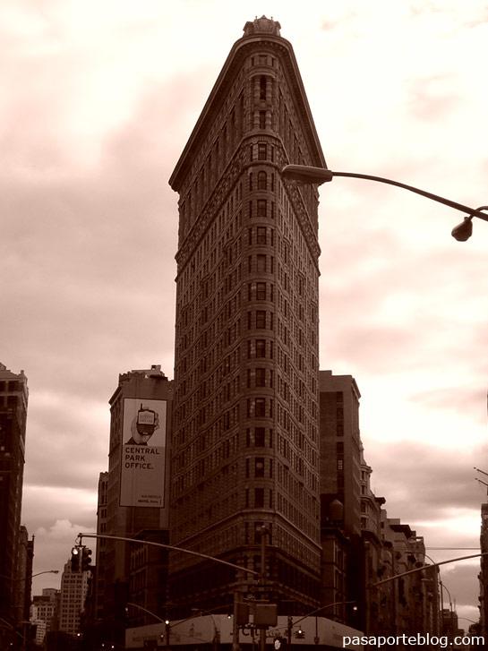 Edificio FlatIron Building, Nueva York