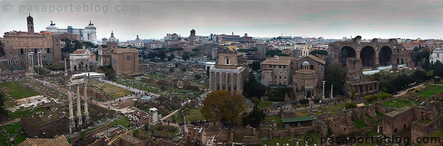 foro de roma que ver en roma en tres dias, viaje a roma