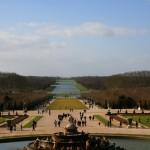 Palacio de Versalles, viaje a Paris
