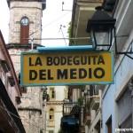 La Bodeguita del Medio, Habana, Cuba