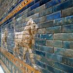 Puertas de Babilonia. Museo de Pérgamo, Berlín.