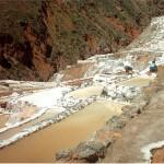 Minas de sal de Maras, viaje a Perú