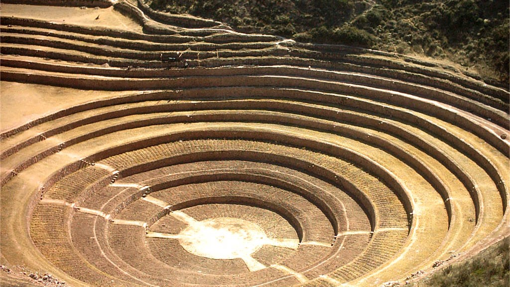 Moray Perú Un Centro De Investigación Inca