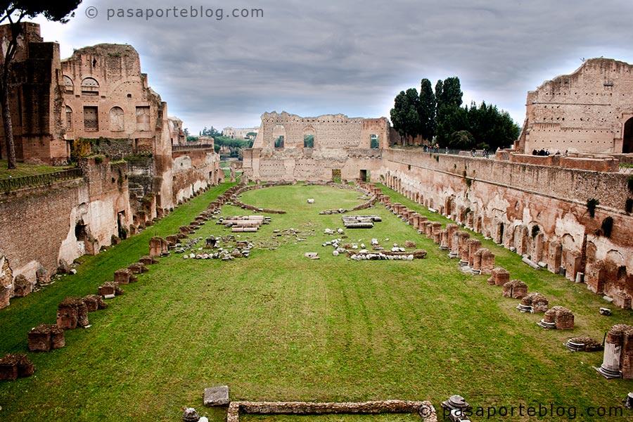 palantino monte palantino casa augusta roma en 3 dias