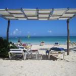 Un día y una foto en la playa de Punta Cana