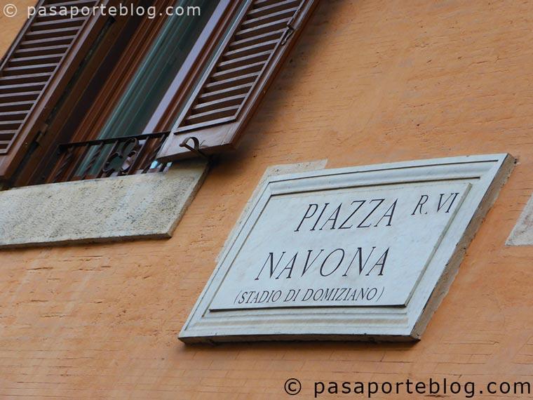 piazza-navona roma en 3 dias