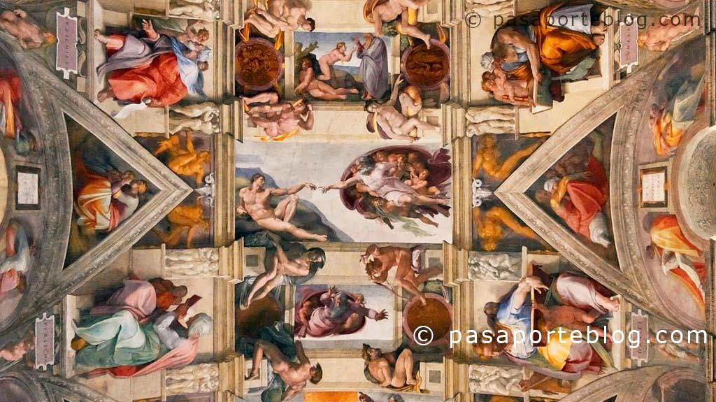 Día 3 del viaje a Roma, visita al Vaticano, blog de viajes